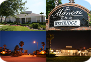 Picture gallery of the Manors at Westridge, Orlando, Florida