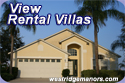 Find a Florida Vacation Rental Villa at the Manors at Westridge, Florida